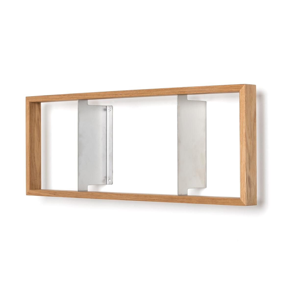 das kleine b regal b6 h 252 x b 690 mm eiche natur t 10 h 25 b 69 online kaufen bei woonio. Black Bedroom Furniture Sets. Home Design Ideas