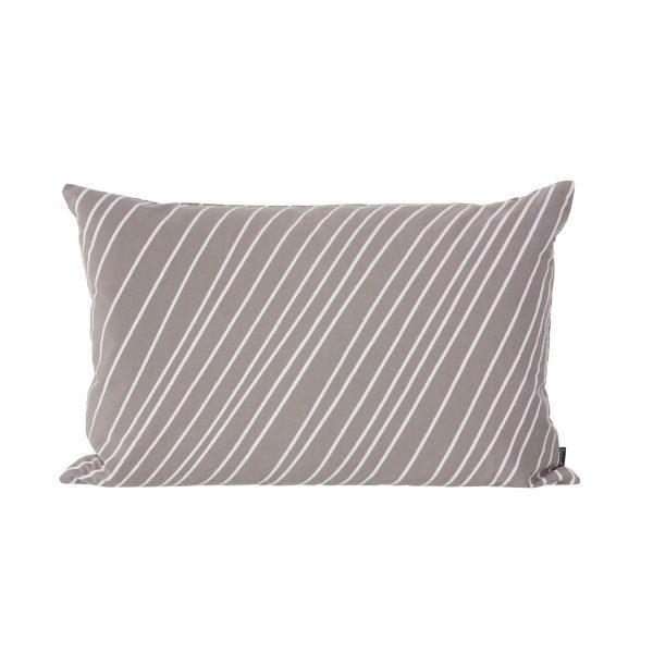 ferm Living - Striped Kissen 60 x 40 cm