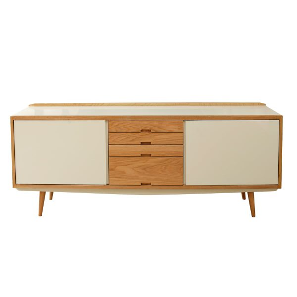 red edition - Fifties Sideboard