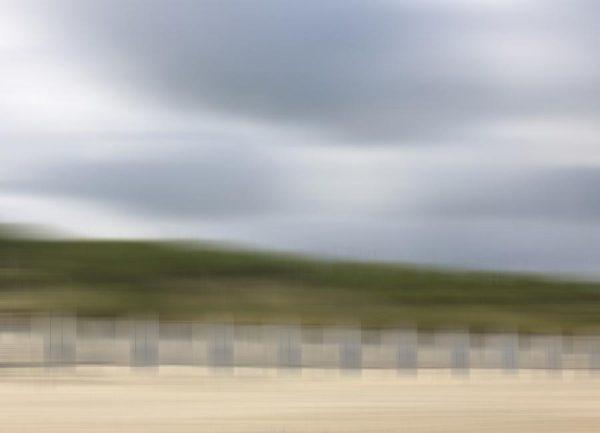 12:13 Nordsee Leinwandbild