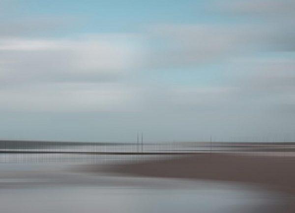 14:34 Nordsee Leinwandbild
