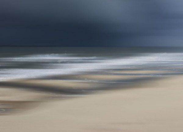 18:38 Nordsee Leinwandbild