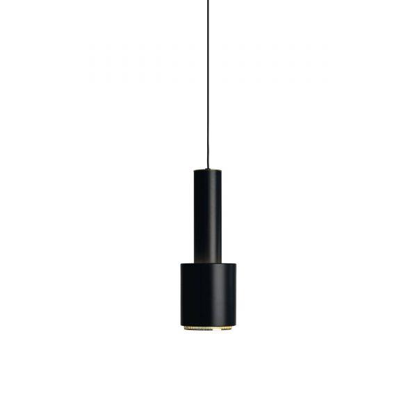 a110 pendelleuchte schwarz messing online kaufen bei woonio. Black Bedroom Furniture Sets. Home Design Ideas
