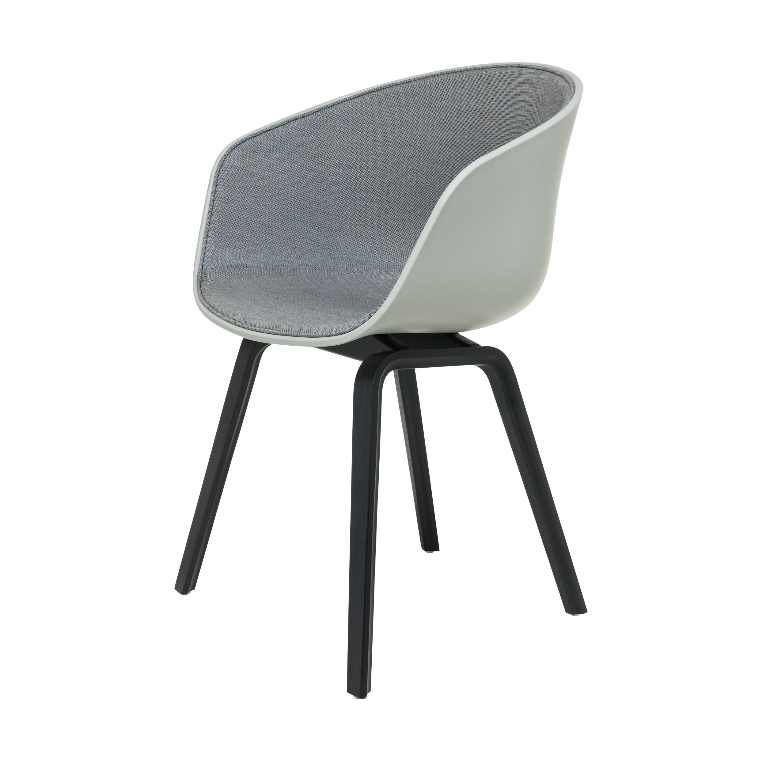 about a chair aac22 spiegelpolster stuhl gebeizt schwarz. Black Bedroom Furniture Sets. Home Design Ideas