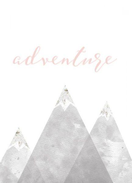 Adventure Leinwandbild