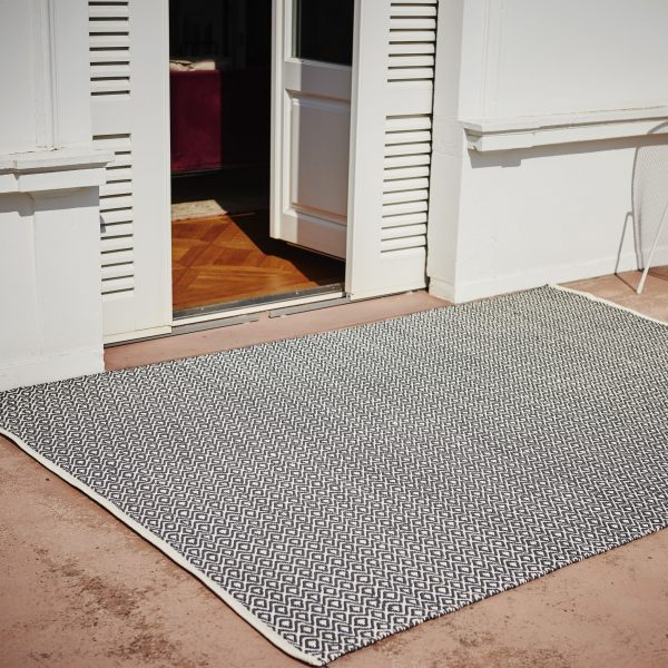 Akzent Fußmatte Outdoorteppich 240 stone-ivory