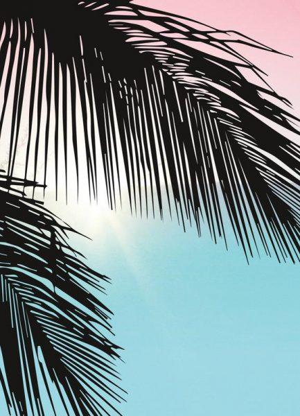 Aloha Leinwandbild