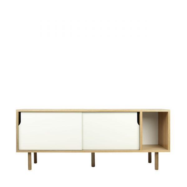 Alvito Sideboard weiß/weiß