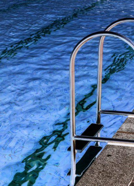 Aqua Leinwandbild