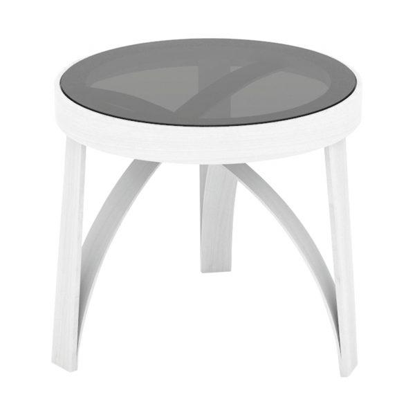 Arco Beistelltisch weiß