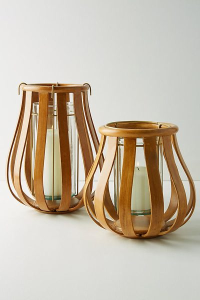 Bentwood Windlicht - Brown44398238EU