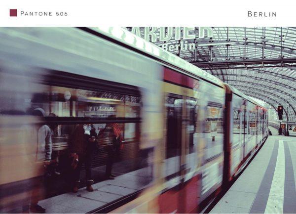 Berlin 506 Leinwandbild