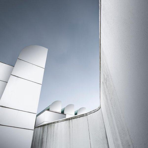 Berlin Bauhaus Archive Leinwandbild