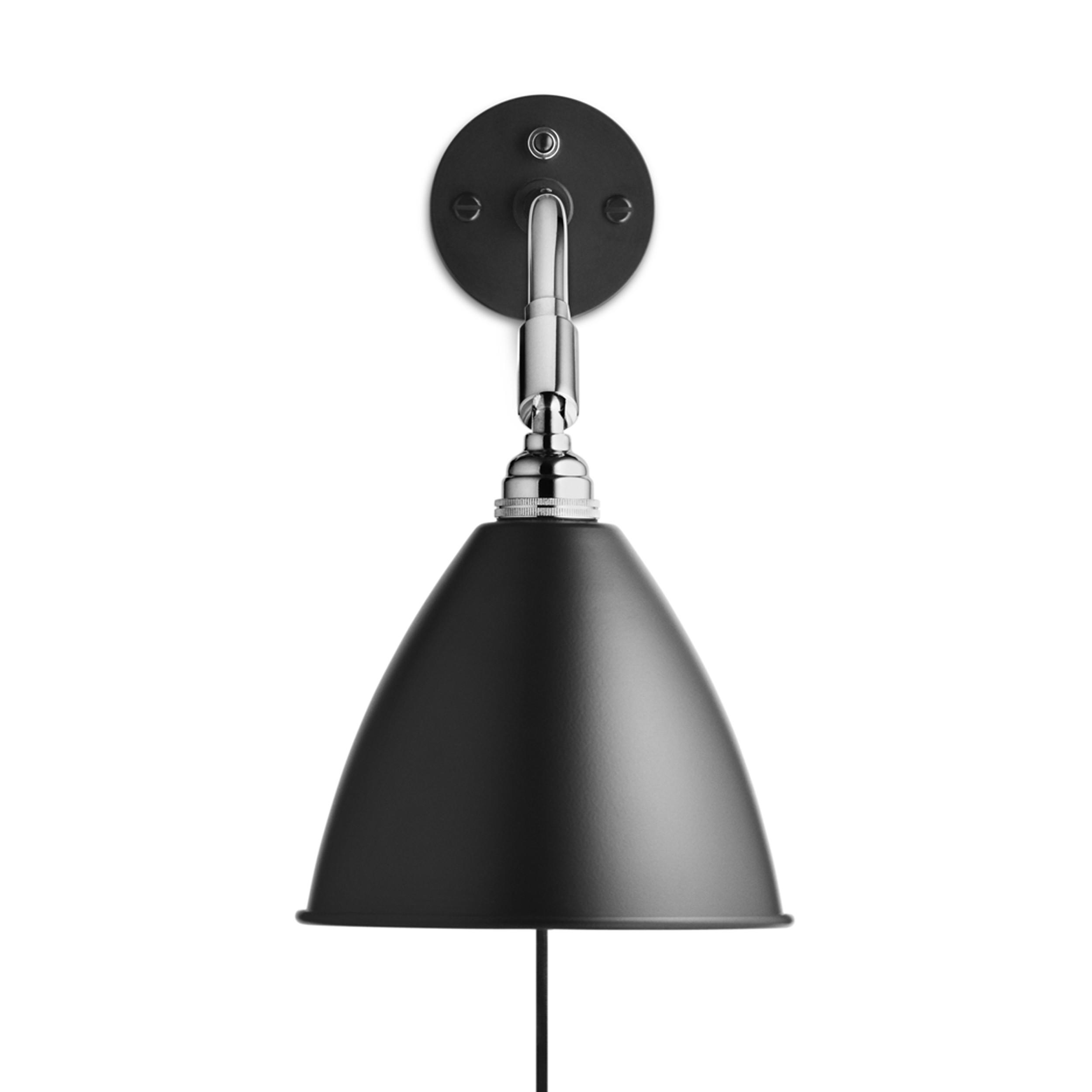 bestlite bl7 wandleuchte mit kabel und stecker a035468. Black Bedroom Furniture Sets. Home Design Ideas
