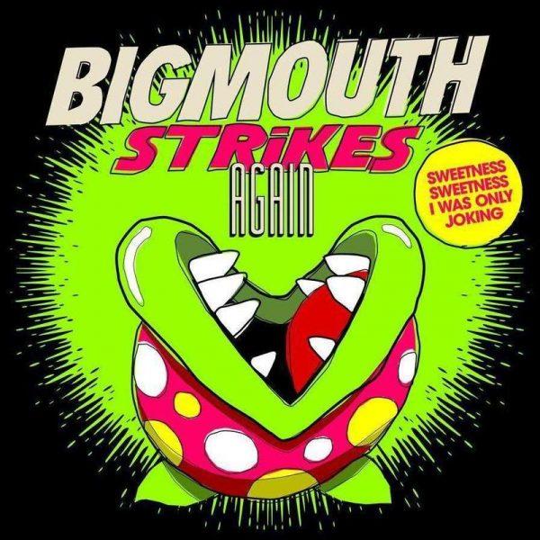 Bigmouth Leinwandbild