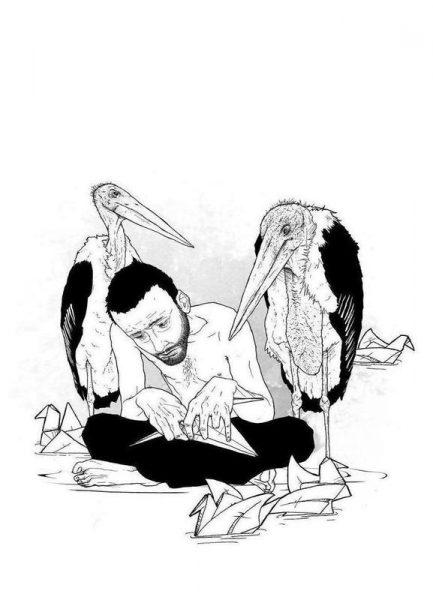 Birdmaker Leinwandbild
