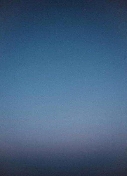 Blue Leinwandbild