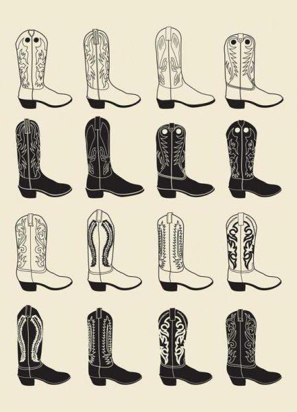 Boots Leinwandbild