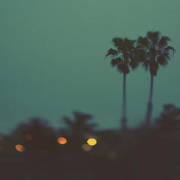 California Nights Leinwandbild