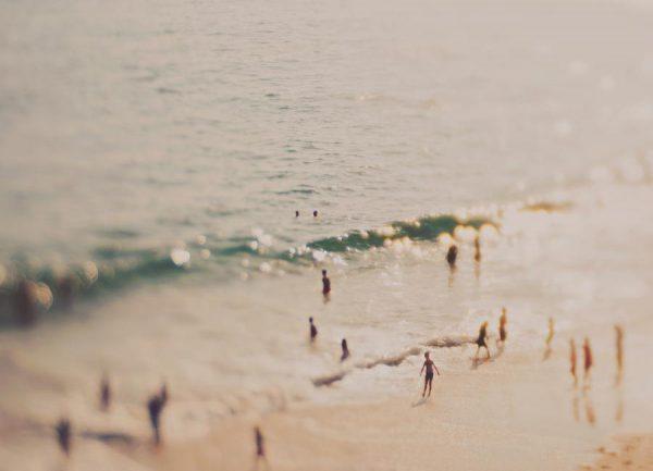 California Summer No.2 Leinwandbild
