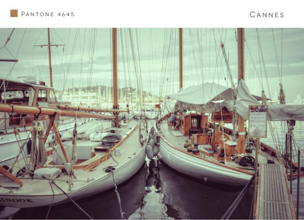 Cannes 4645 Leinwandbild