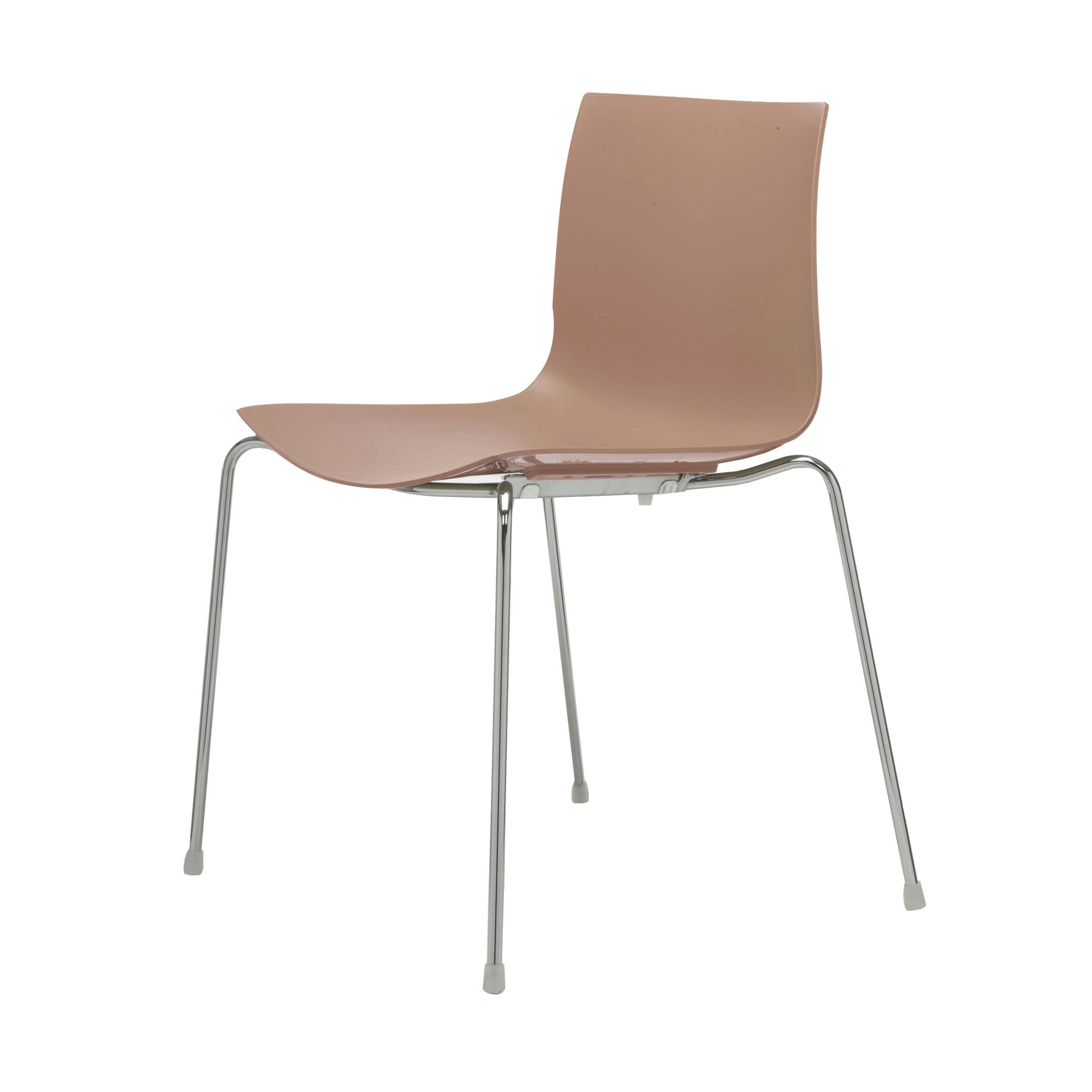 catifa 46 stuhl einfarbig altrosa online. Black Bedroom Furniture Sets. Home Design Ideas