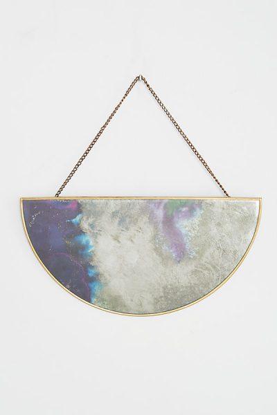 Chained Prisma Spiegel - Violet70377494