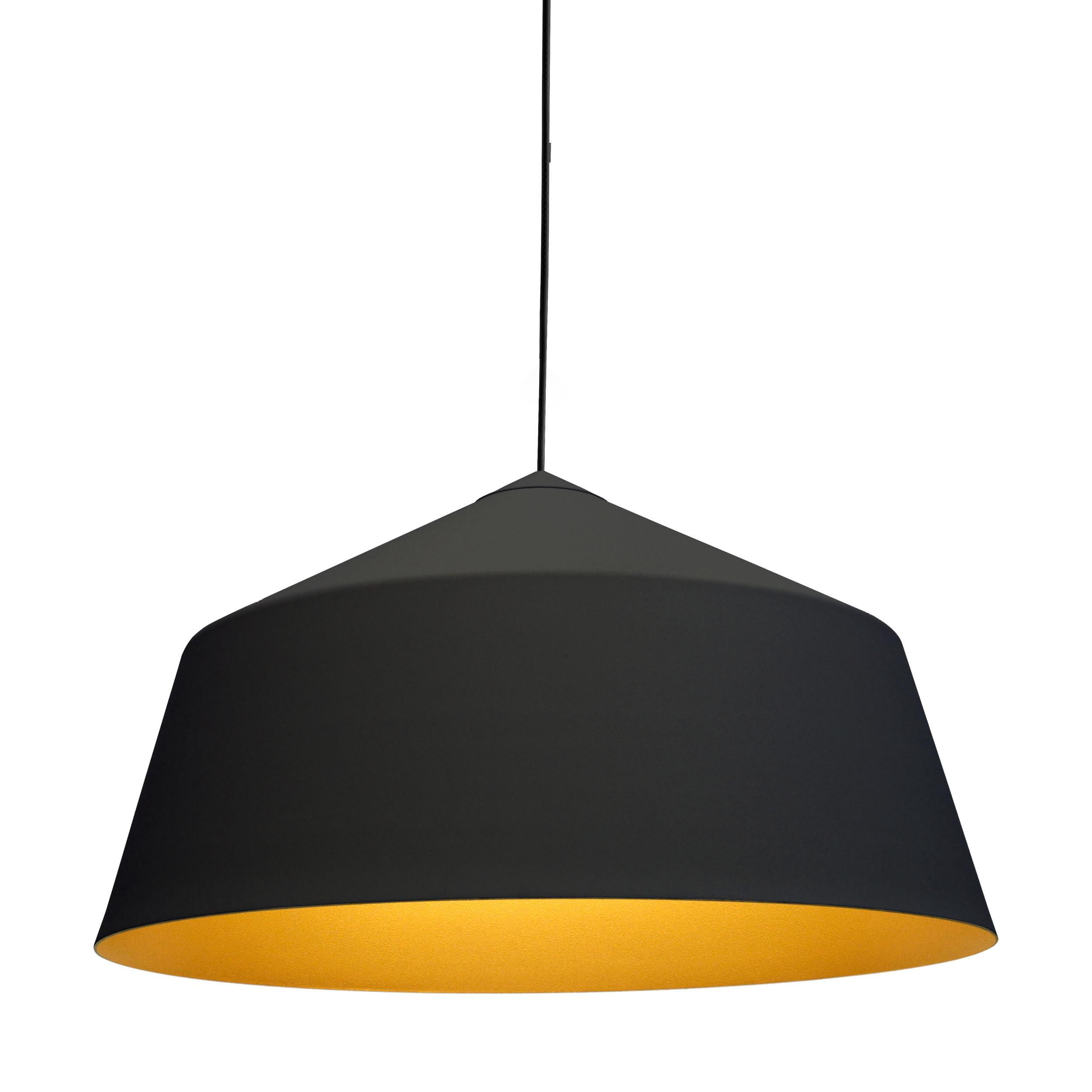 circus pendelleuchte l schwarz gold online. Black Bedroom Furniture Sets. Home Design Ideas