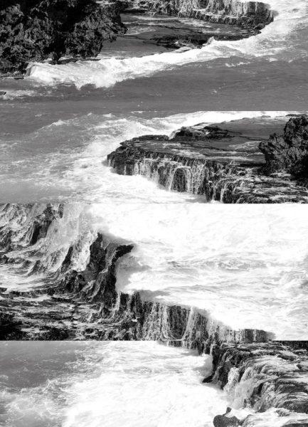 Cuban Cliffs Leinwandbild