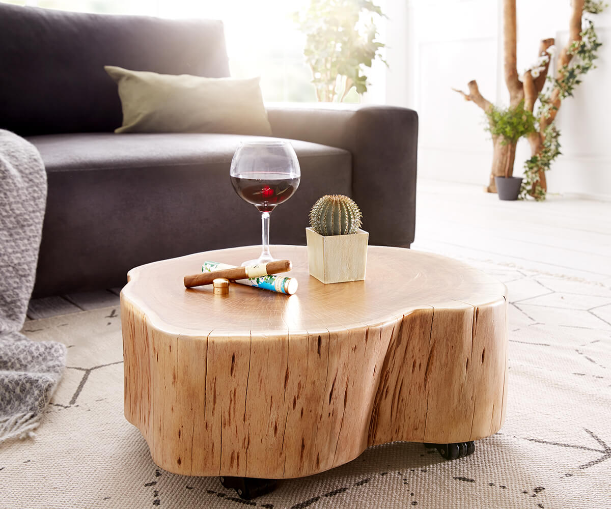 Tipps Für Baumscheibe Couchtisch Sammlung Von Wohndesign Ideen