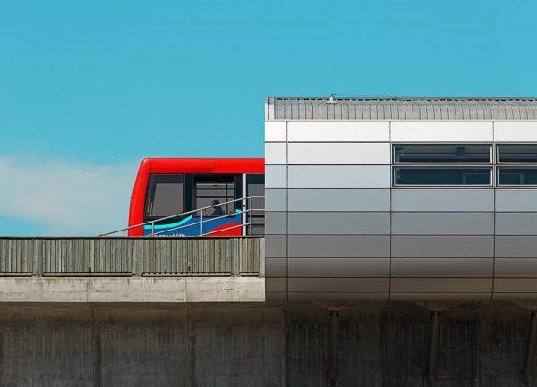 DLR Leinwandbild