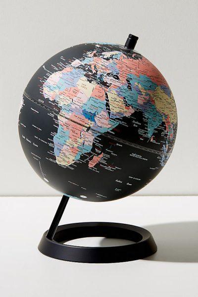 Dekorativer Globus - Black71186365EU