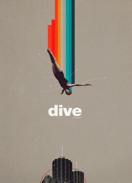 Dive Into My Soul Leinwandbild