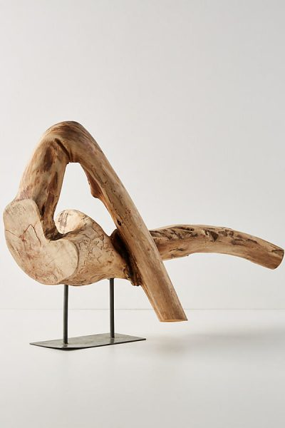 Driftwood Sculpture - Brown45172632EU