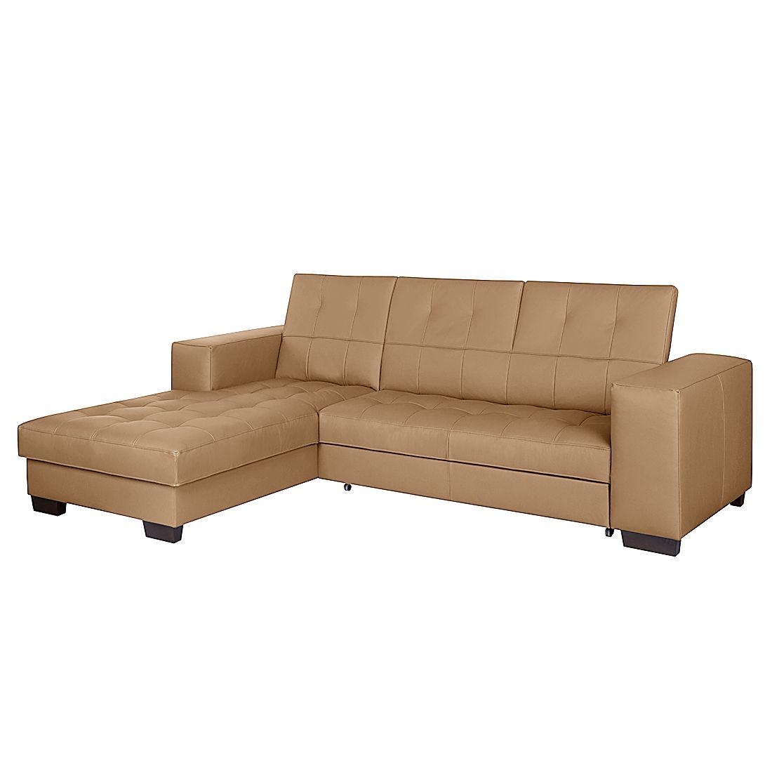 ecksofa soliera mit schlaffunktion echtleder longchair ottomane davorstehend links mit. Black Bedroom Furniture Sets. Home Design Ideas