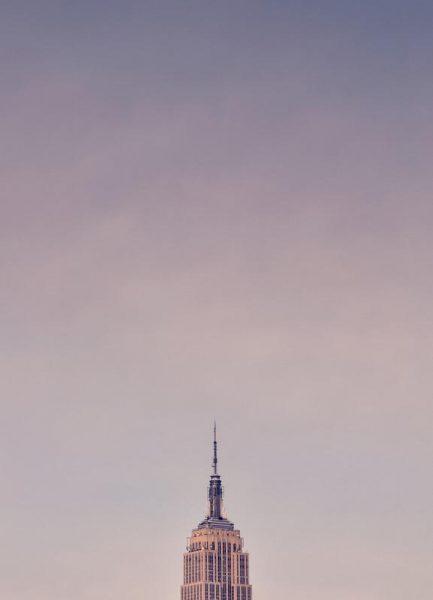 Empire State Leinwandbild