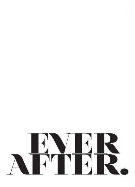 Ever After Leinwandbild