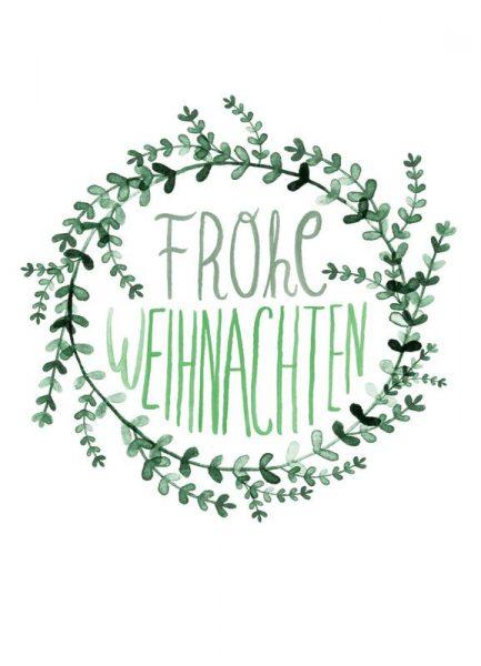 Evergreen No. 3 Leinwandbild