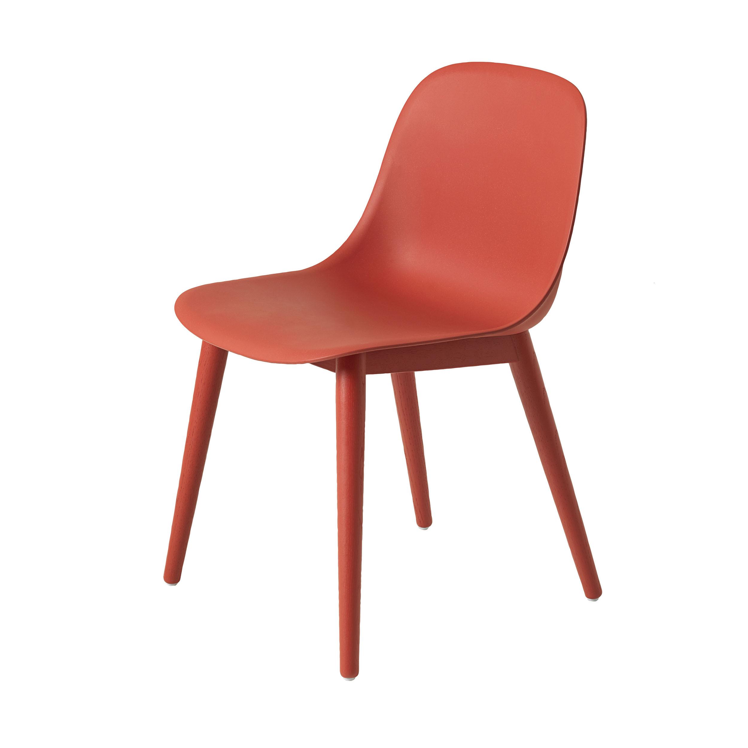fiber stuhl rot online kaufen bei woonio. Black Bedroom Furniture Sets. Home Design Ideas