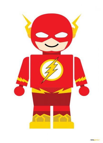 Flash Toy Leinwandbild