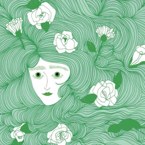 Flora Leinwandbild