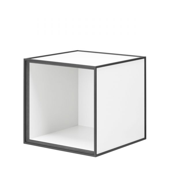 Frame Box ohne Tür 28 weiß