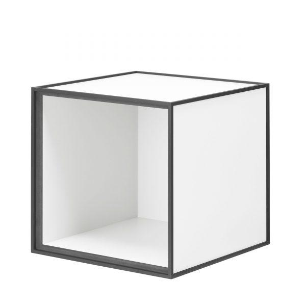 Frame Box ohne Tür 35 weiß