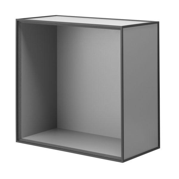 Frame Box ohne Tür 42 dunkelgrau