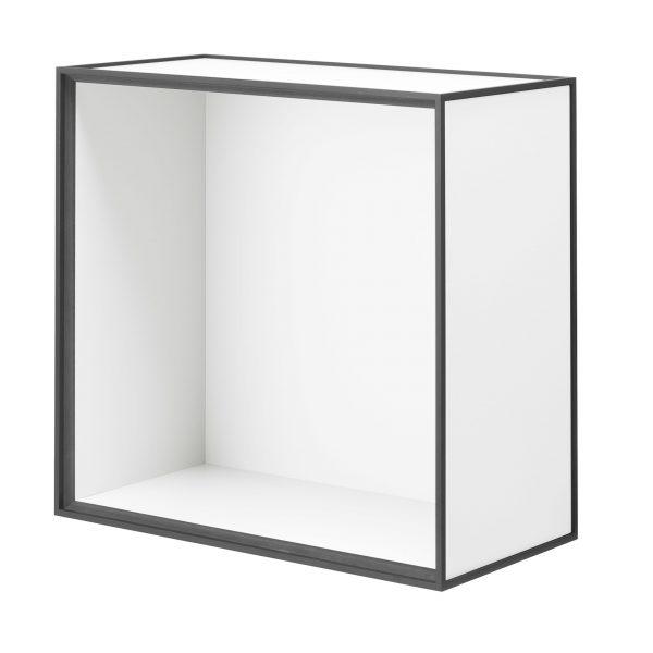 Frame Box ohne Tür 42 weiß