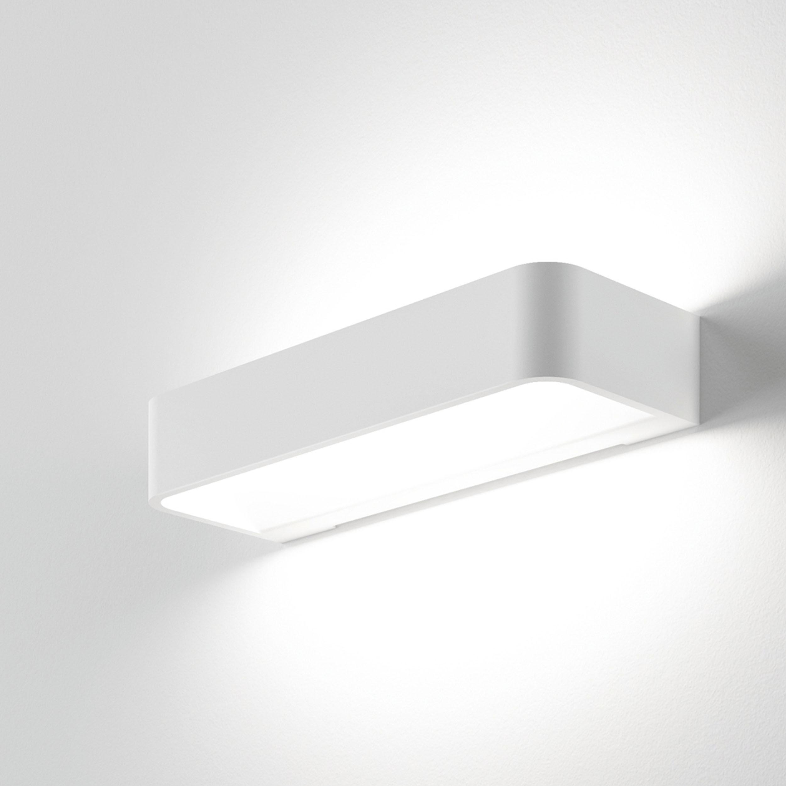 frame led wandleuchte w2 weiss matt online kaufen bei woonio. Black Bedroom Furniture Sets. Home Design Ideas