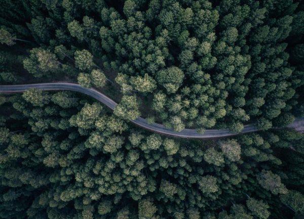 From Above Antonio Carrillo Lopez Leinwandbild
