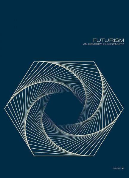 Futurism 12 Leinwandbild
