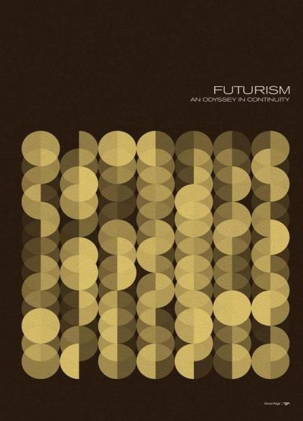 Futurism 3 Leinwandbild