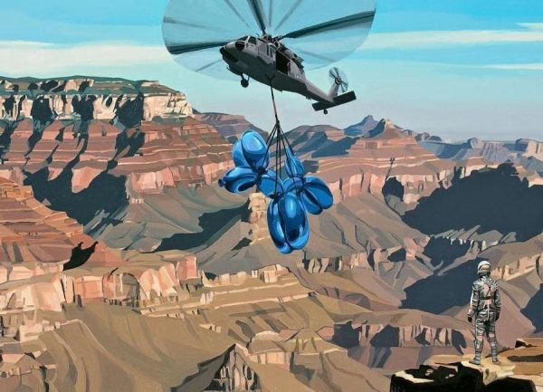 Grand Canyon Leinwandbild